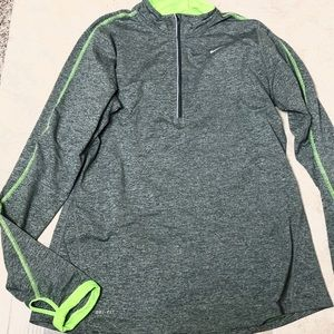 nike element running shirt M